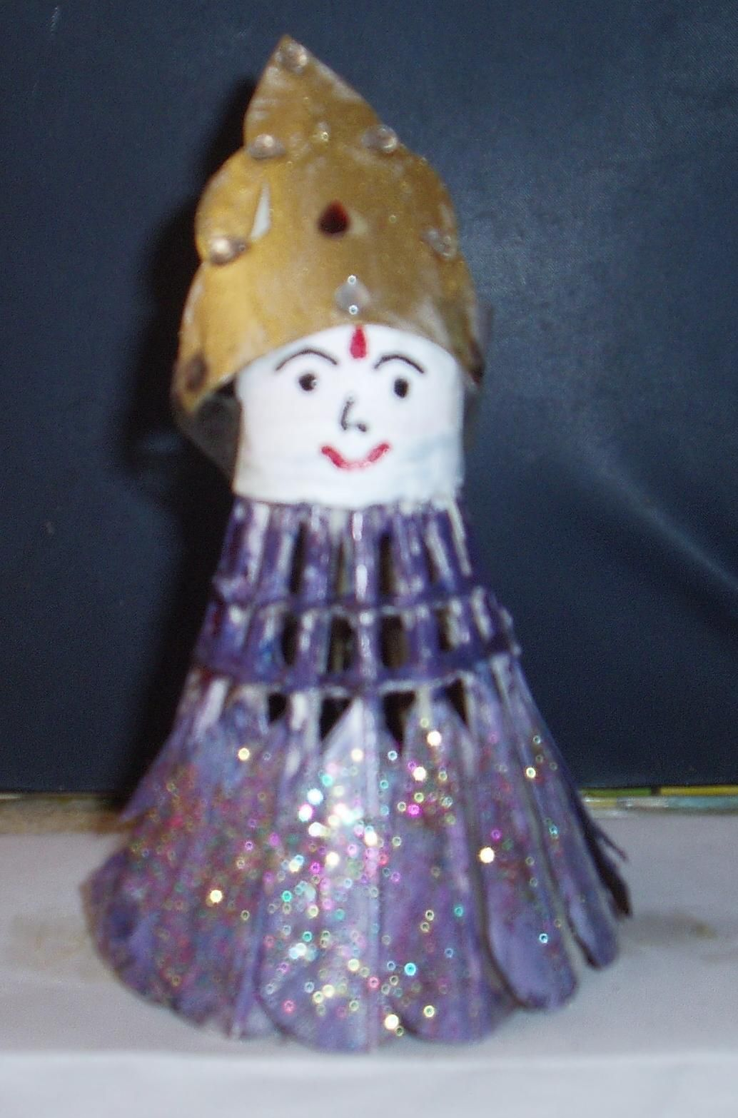 Doll Making From Waste Material Google Search Vidhush Doll