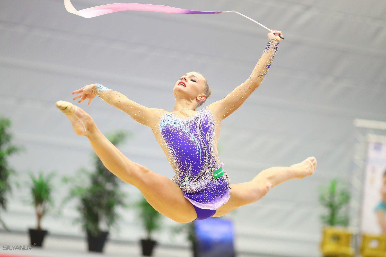 Ekaterina Vedeneeva (Russia), Luxembourg Trophy 2017