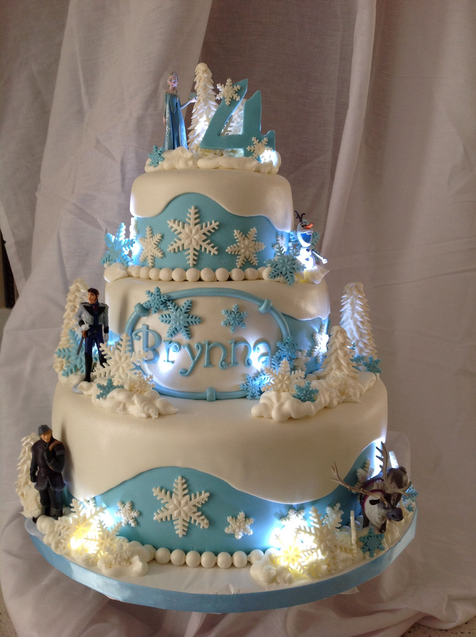 Disney Frozen Cake Cake Designs Pinterest Disney