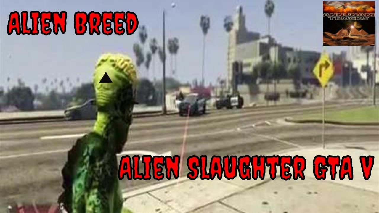Slaughter By Alien #GTA5 Online | Hip Hop in 2019 | Videos