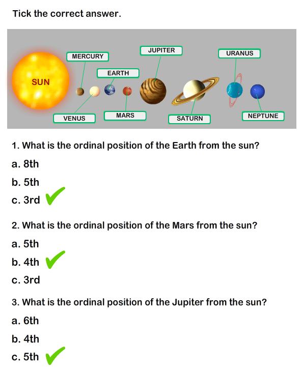 1st grade science worksheets | Printable Second Grade Worksheets ...