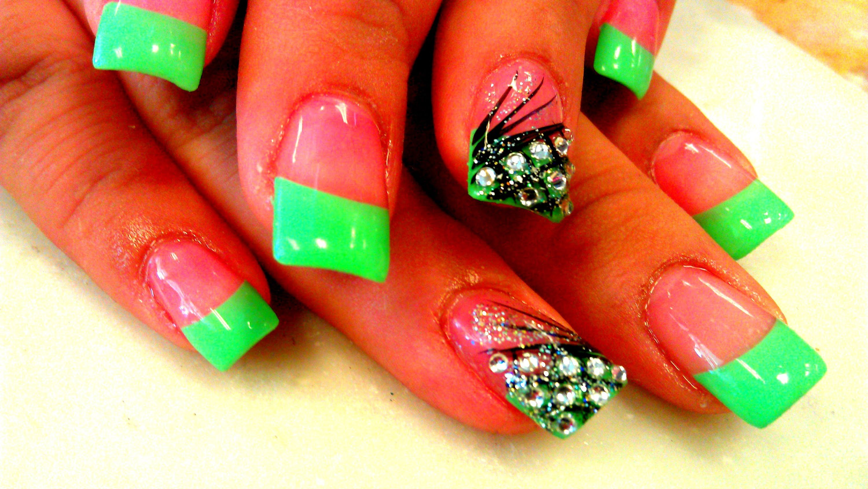 Beginners guide to acrylic nails tutorial video nail
