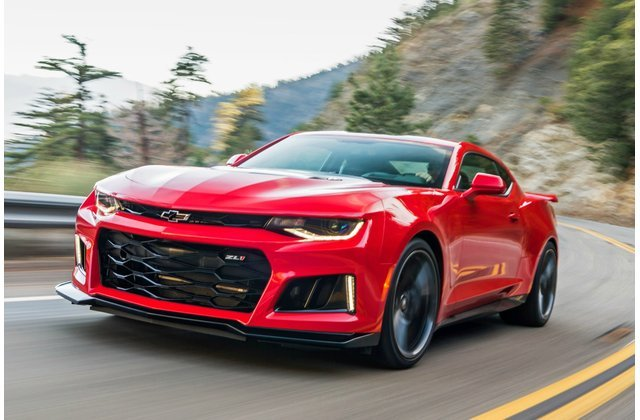 14 Most Affordable Supercars With Images Chevrolet Camaro