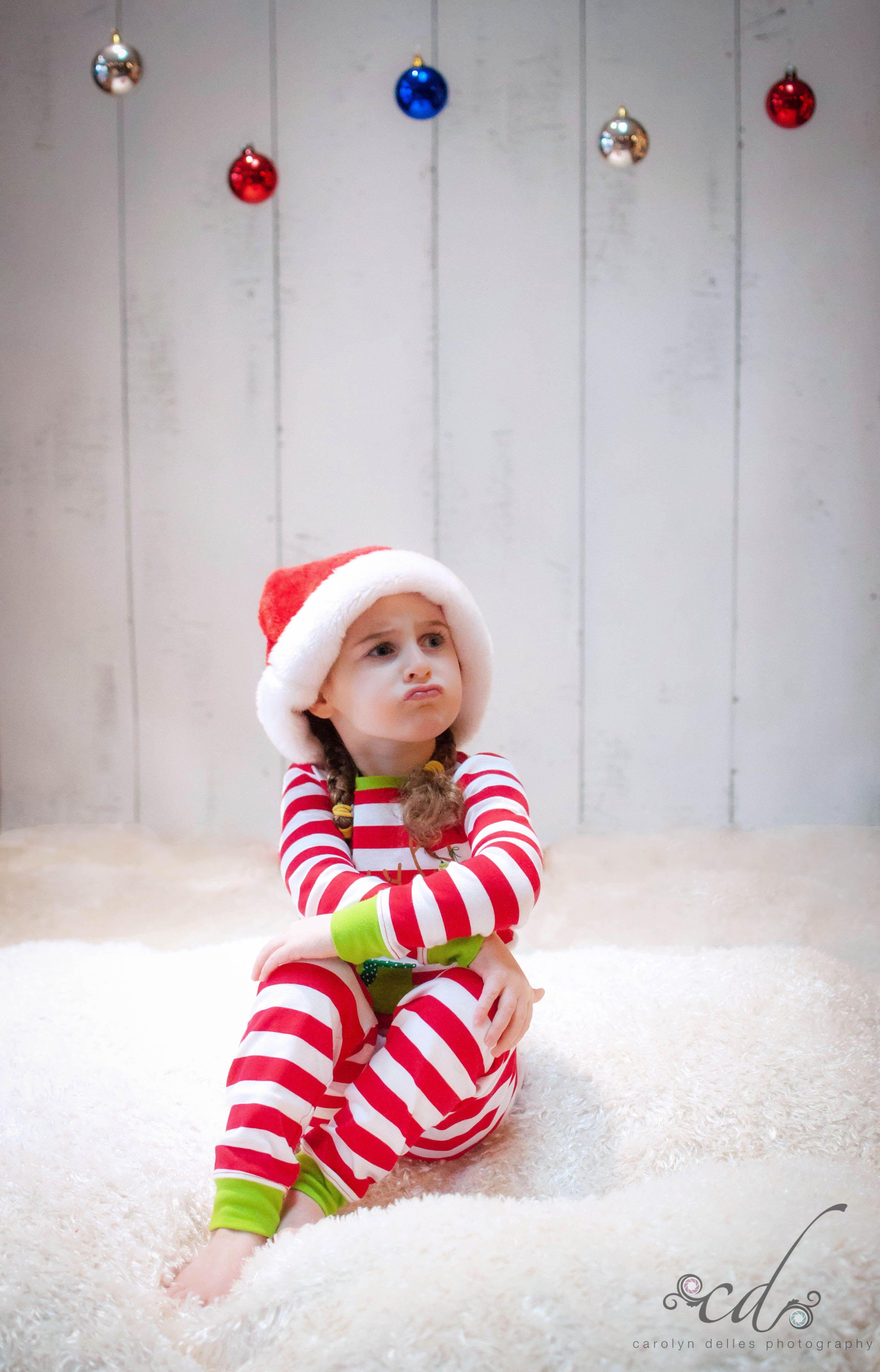 Christmas Portraits, Oswego NY.
