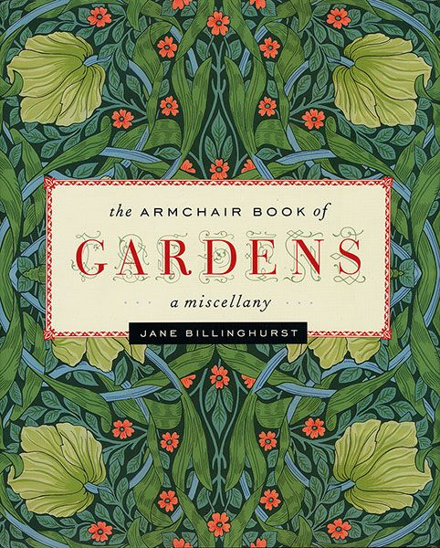 Armchair Book of Gardens: a Miscellany, General, Books, New 2016 Spring Products, Home - The Museum Shop of The Art Institute of Chicago