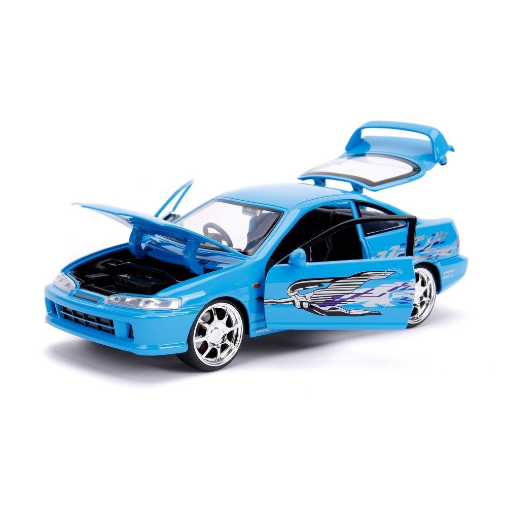 The Fast And The Furious 1:24 Diecast