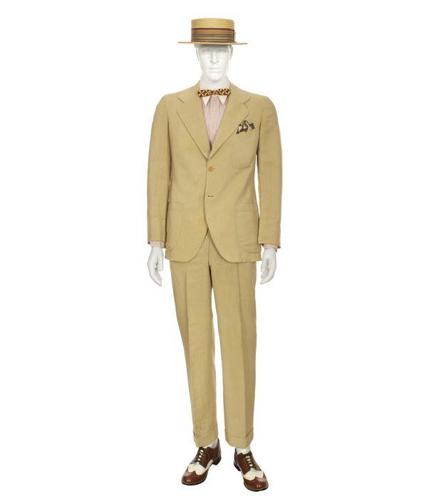 Man's Summer Suit