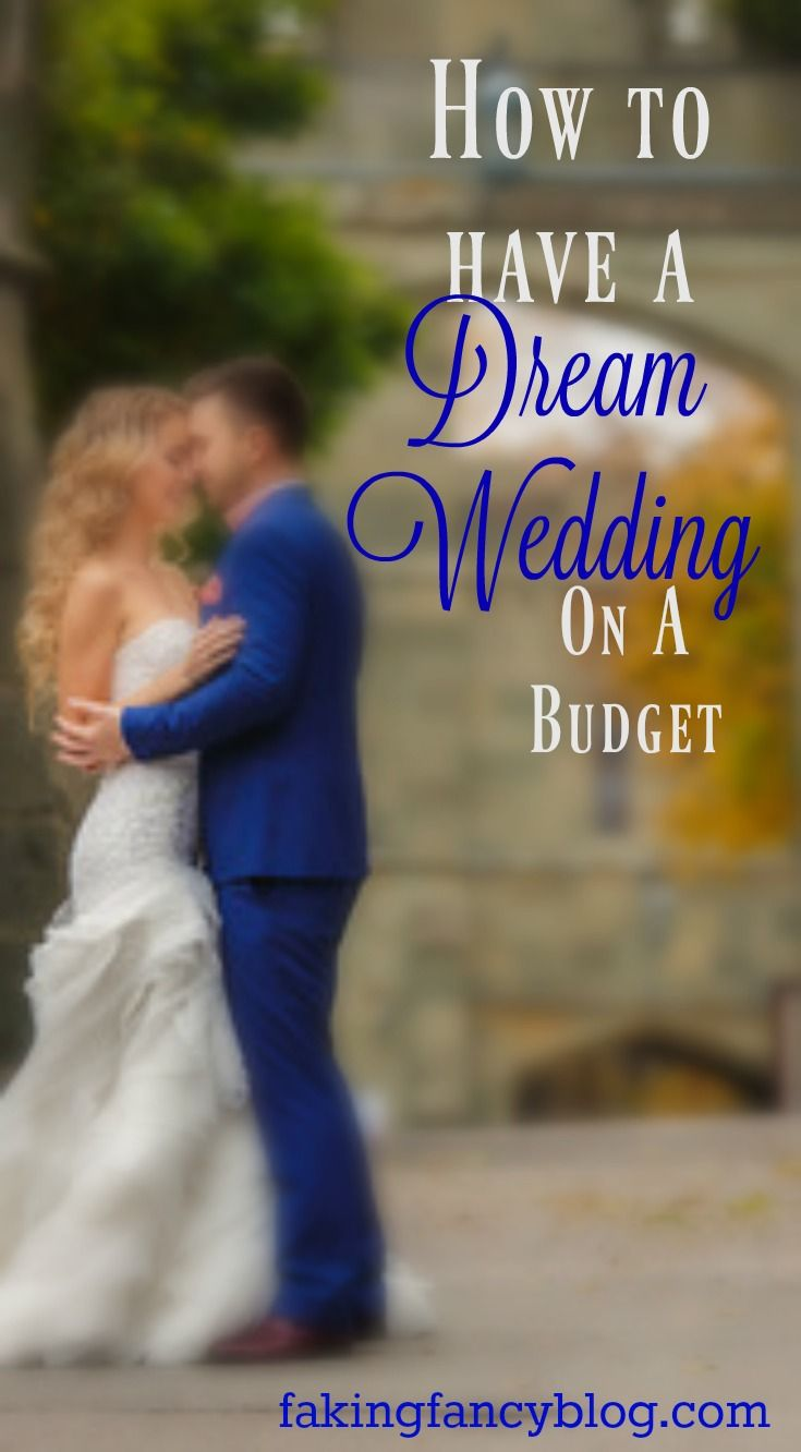 Planning a dream wedding but have a tight budget? I show you how you can have a gorgeous wedding dress, amazing food and the perfect wedding and reception for thousands less than the national average!