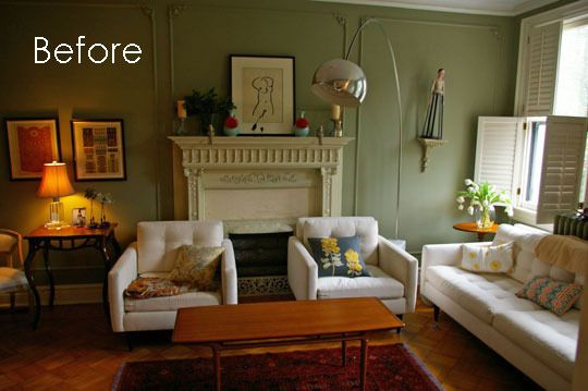 Living Room Layout Challenge Revisited: A Before \u0026 After Based On Your Advice & Living Room Layout Challenge Revisited: A Before \u0026 After Based On ...