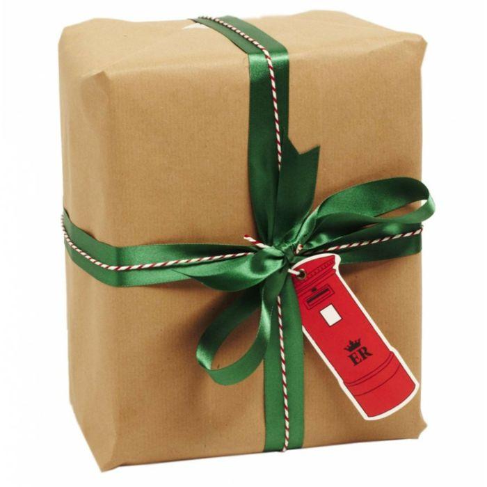 109 weihnachtliche Ideen zum Geschenke verpacken | Geschenke ...