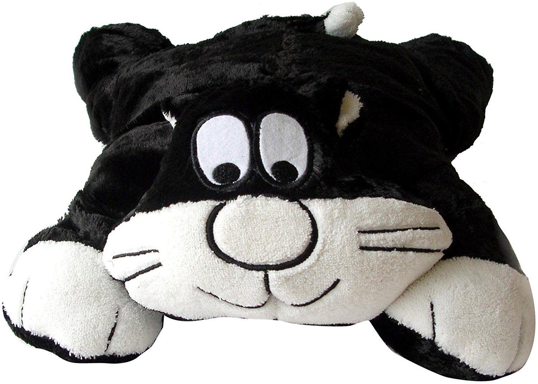 Snugglesafe Bruno Cat Style Heatpad Holder Cushion
