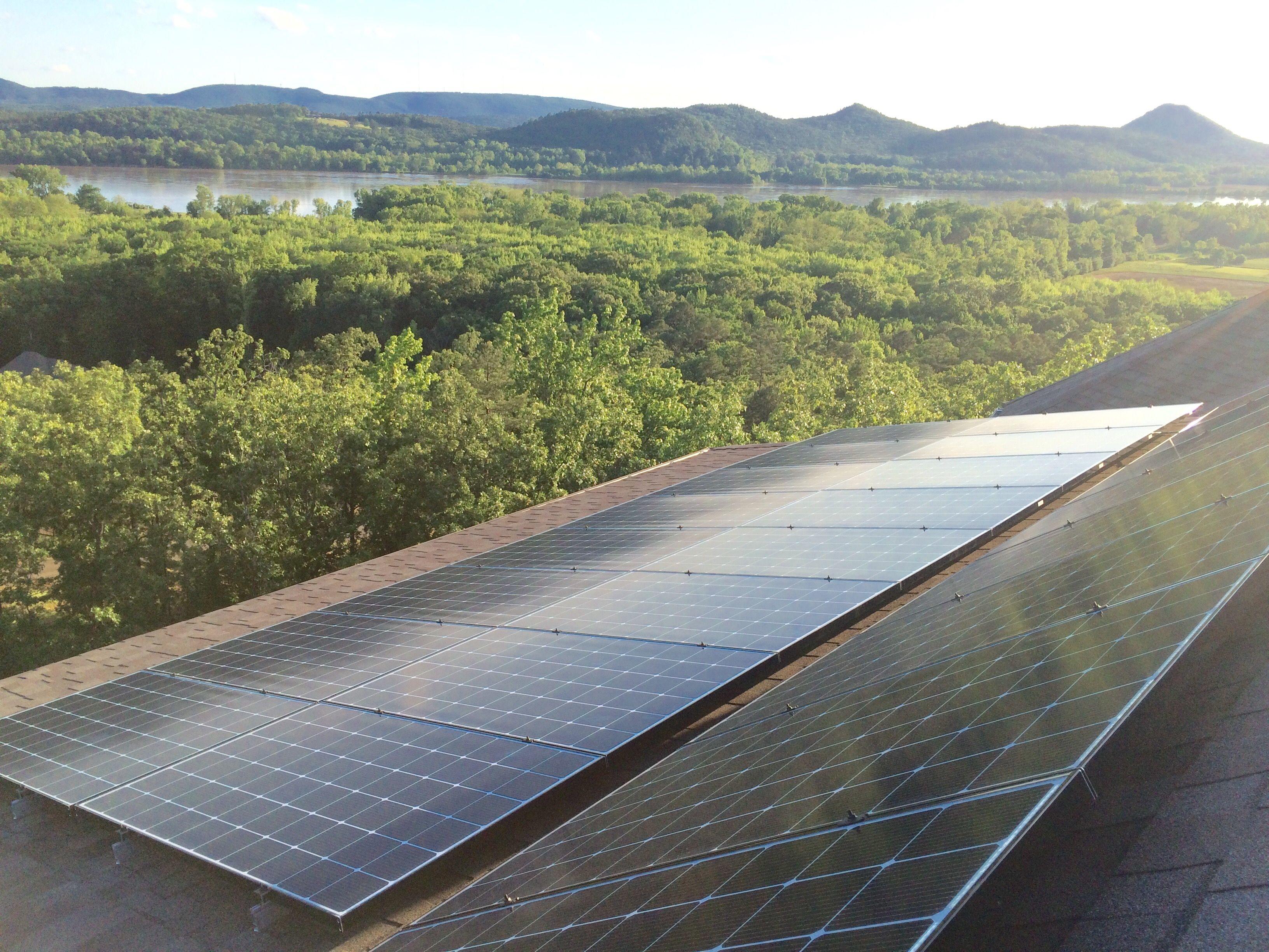 Solar City Roof Sun Energy