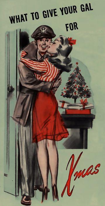 Barbasol, 1940s
