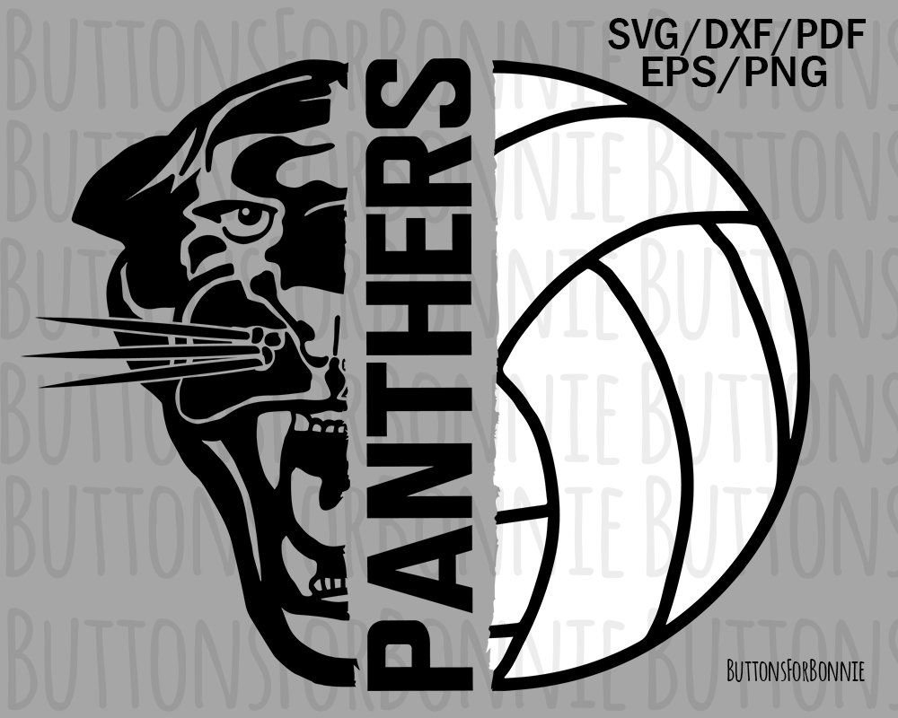 Panthers Volleyball Svg Volleyball Mom Volleyball Svg Etsy In 2020 Volleyball T Shirt Designs Volleyball Shirt Designs Volleyball Tshirt Designs