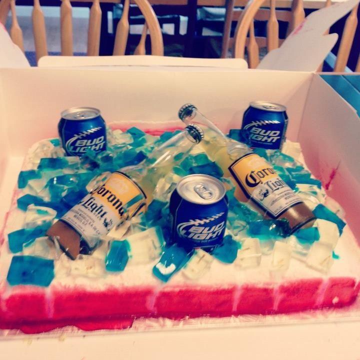 Cake Ideas For Boyfriend Birthday : Birthday cake made by my friend for my boyfriend & her ...