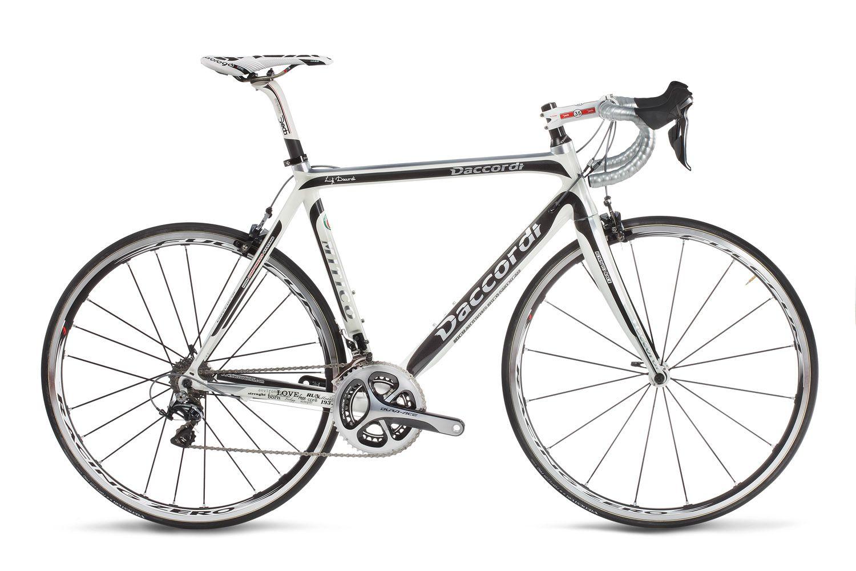 Daccordi Mitico, handcrafted carbon bicycle