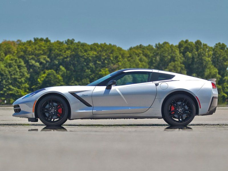 2015 Chevrolet Corvette Stingray Back in the days of the