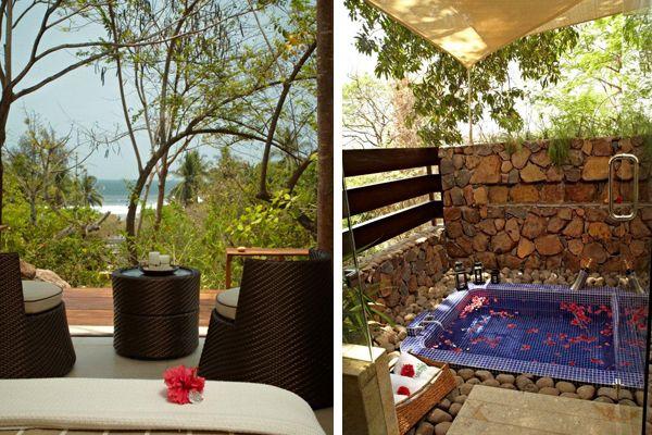Walking Distance From Us El Salvador Las Flores Luxury Beach Hotel Surf Resort