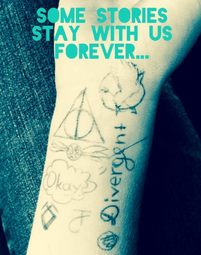 Some stories stay with us forever... Fandoms. Harry Potter, hunger games, Divergent, the fault in our stars, mortal instruments !!! By Dora Meidani