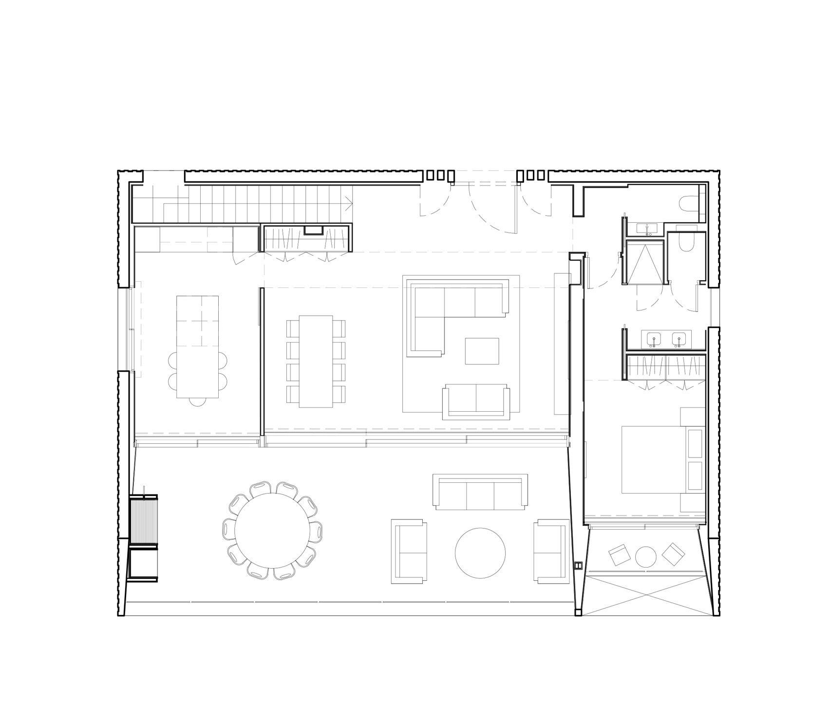Nomo Studio Designs Concrete House On Menorca To Frame Sea Views Concrete House Concrete Design Concrete