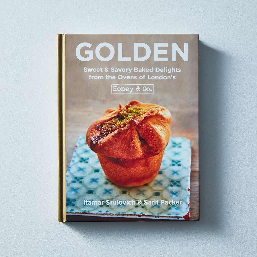 Golden Sweet Savory Baked Delights From London S Honey Co Signed Copy Sweet Savory Honey And Co Savory