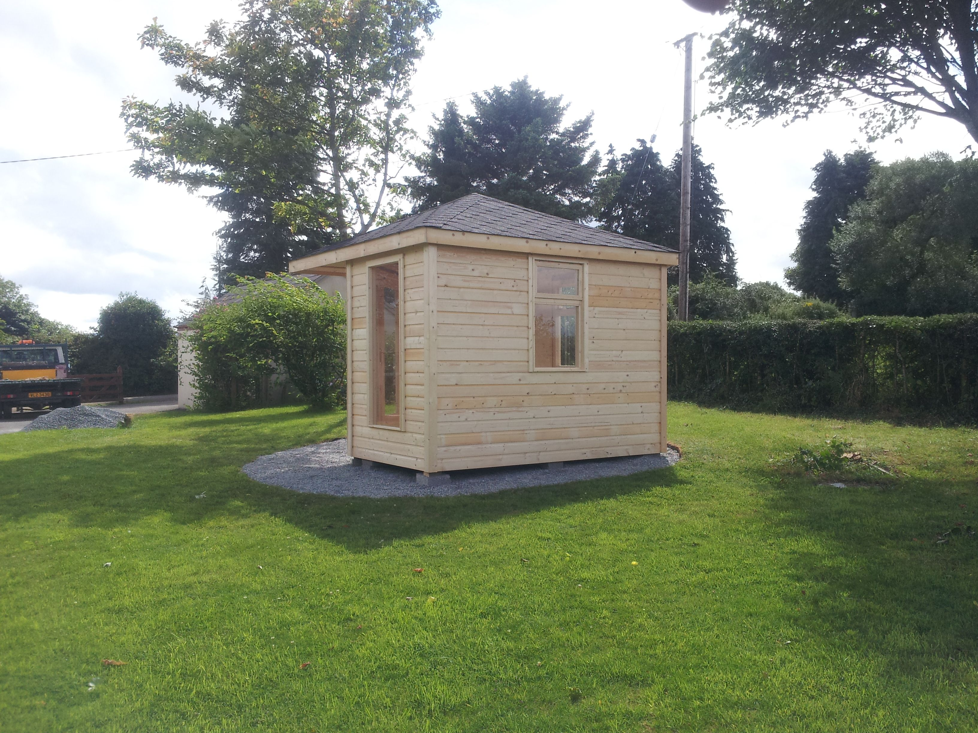 Garden Summer house in the idyllic surrounds of County ...