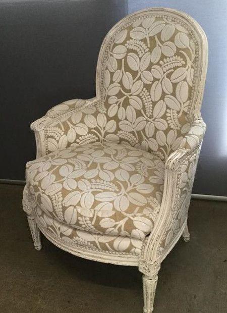 tissu ameublement velours bergère Louis XVI Designers Guild calaggio ...