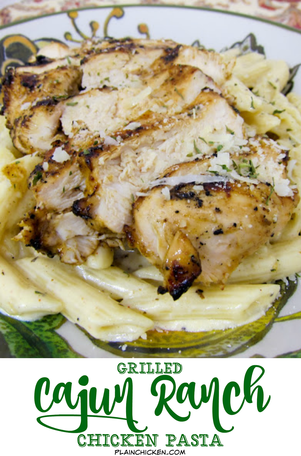 Grilled ranch chicken breast recipes