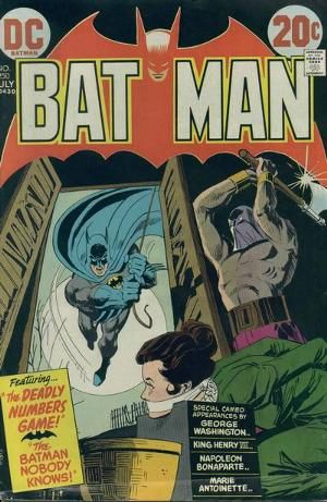 Cover for Batman #250 (1973)