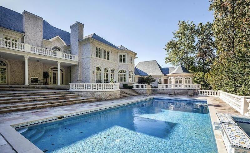 Potomac Manor 9 750 000 Indoor Outdoor Pool Pool Houses Potomac