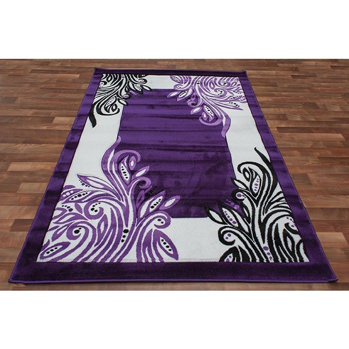 New Age Collection Carved Area Rugs
