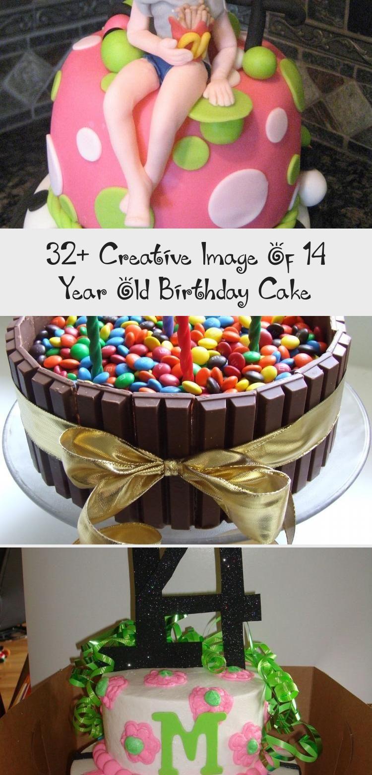 32 creative image of 14 year old birthday cake birthday