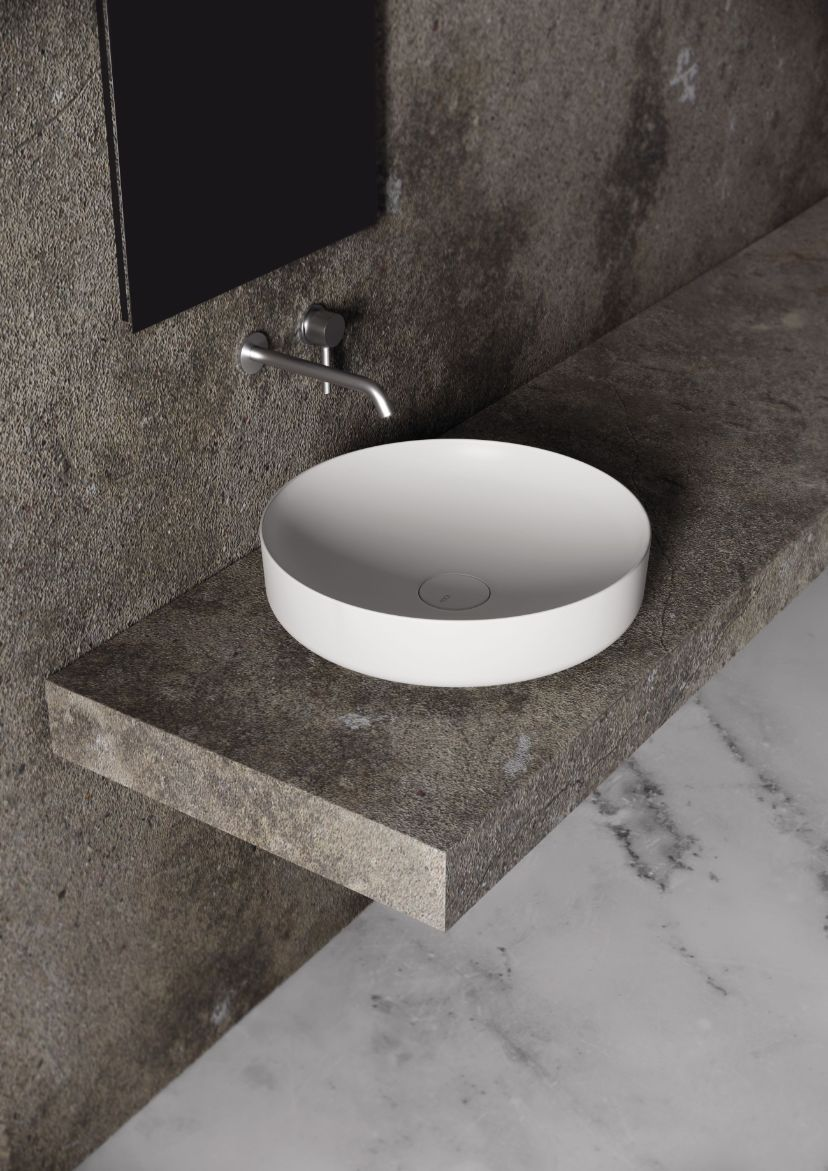 Alice Ceramica Is Introducing 5 New Washbasins To Its Established And Successful Form Collection As Well As A Groundbreaking Shower Basin Ceramica Wash Basin