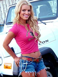 10 Famous People Who Waited Until Marriage To Lose Their Virginity Jessica Simpson Daisy Duke Jessica Simpson Daisy Dukes