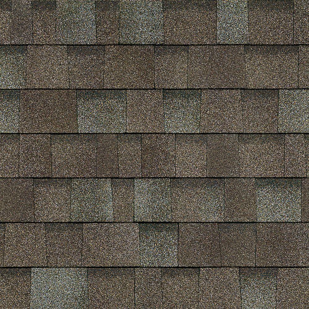 Owens Corning Oakridge Driftwood Laminate Architectural Shingles 32 8 Sq Ft Per Bundle Hk30 The Home Depot Architectural Shingles Roof Architectural Shingles Roof Shingle Colors