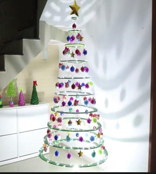 Pin de diandra marie en christmas decoracion navidad - Arboles de navidad manualidades navidenas ...