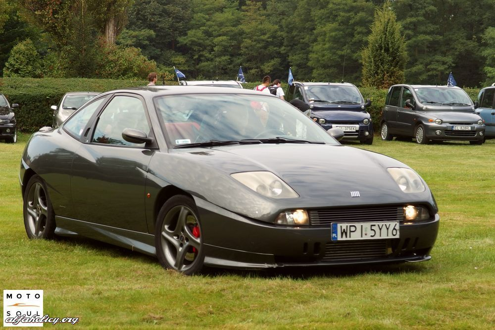 Fiat Coupe L E 0906 Com Imagens Carros Maserati Carro