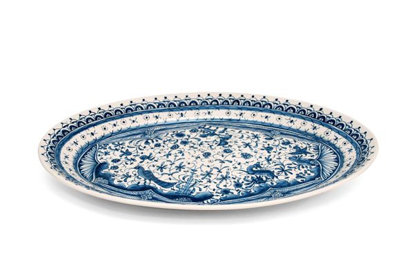 Nazari Portugal - Azul Serving Platter\u003e Bespoke Wedding Registry  sc 1 st  Pinterest & Nazari Portugal - Azul Serving Platter\u003e Bespoke Wedding Registry ...