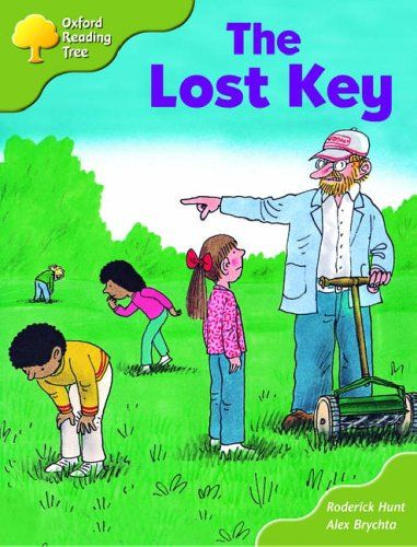 Oxford reading tree stages 6 7 storybooks magic key the lost reading tree fandeluxe Choice Image