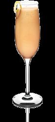 1.5 oz CIROC Vodka  .75 oz pineapple juice  1 oz cranberry  splash of triple sec    shake over ice and top with a splash of champange  HAPPY HOLIDAYS!