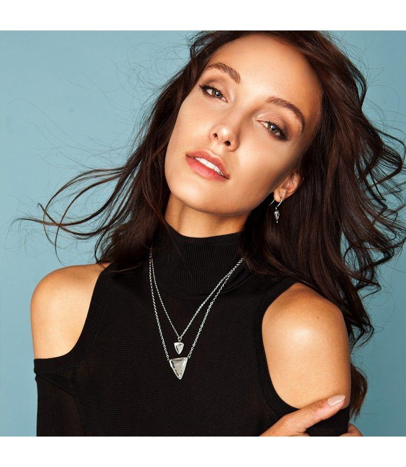 Halskette Triangolo #necklace #jewels #jewelry #leonardoglas #leonardoglasliebe