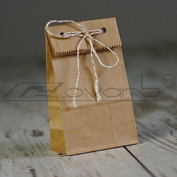 Torby Torebki Papierowe Kraft Dekor 17x8x4 S 30szt 5780900157 Oficjalne Archiwum Allegro Gifts Gift Wrapping Kraft