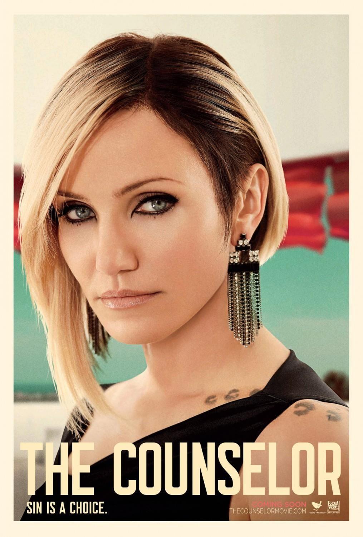 Malkina Cameron Diaz Hair Hair Styles Short Hair Styles For Round Faces