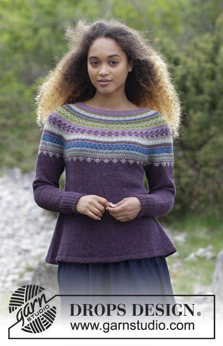 Pin de Jennifer en knitting - pullovers long sleeves | Pinterest ...