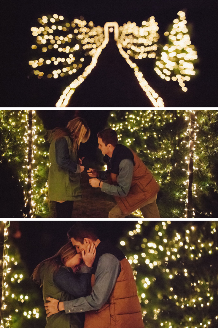 5 ideas for the perfect Christmas proposal