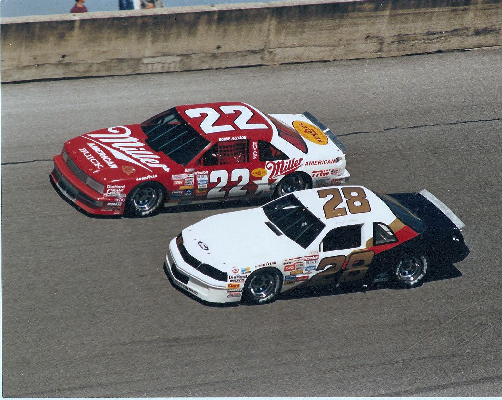 davey allison thunderbird nascar stuff pinterest nascar racing usa and dirt track. Black Bedroom Furniture Sets. Home Design Ideas