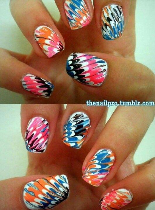 Multicolor | Nails | Pinterest | Lips