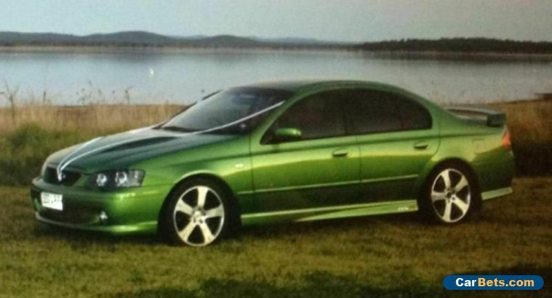 2005 Ford Falcon Xr8 Enforcer Ltd Edition Abarth Xr8 Forsale