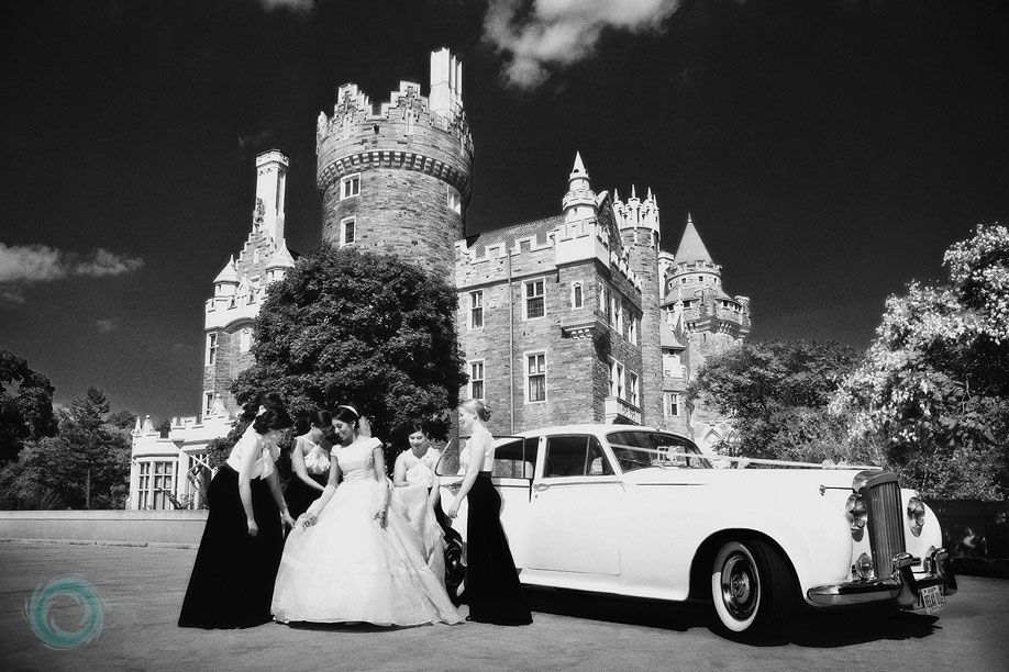 Casa Loma Wedding Dream