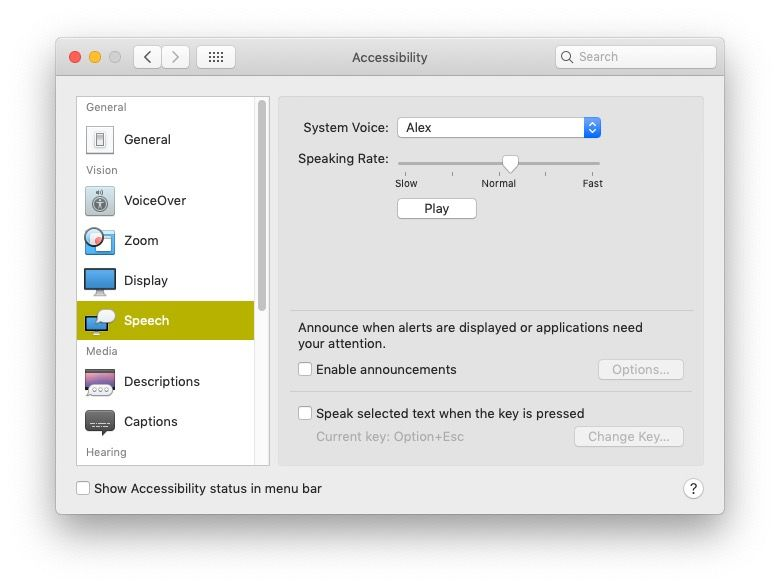 Listen to the Text on Mac, iPhone, and iPad (With images